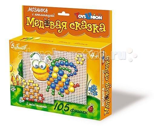 ToysUnion Мозаика Цветные сказки Медовая сказка