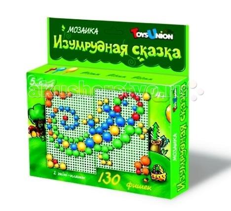 ToysUnion Мозаика Цветные сказки Изумрудная сказка