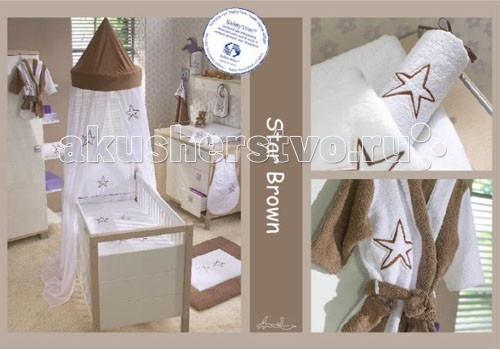 �������� ��� �������� Anel Star Brown Klamboo