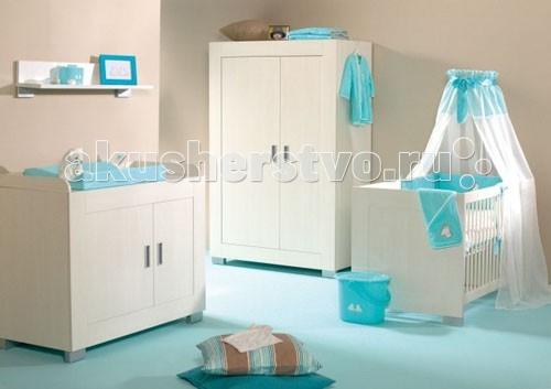 Балдахин для кроватки Anel Pompon