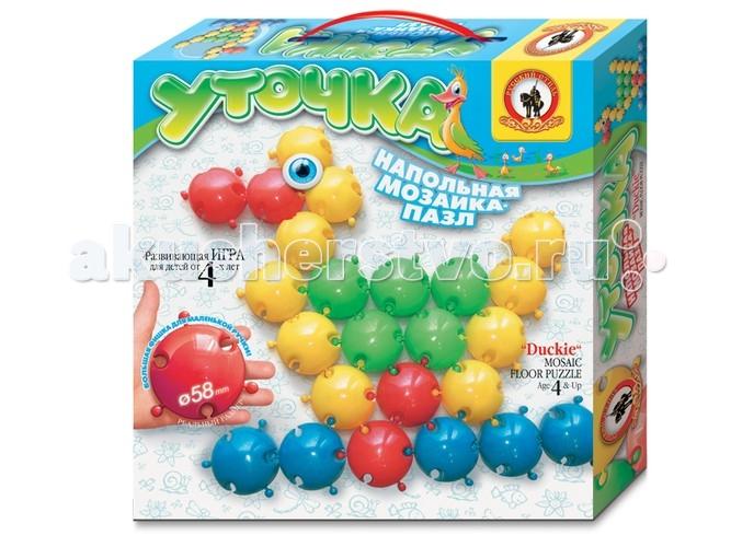 ToysUnion Напольная мозаика уточка 25 элементов