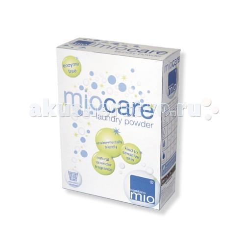 Bambino Mio Порошок для стирки подгузников MioCare 800 грПорошок для стирки подгузников MioCare 800 грНатуральный небиологический порошок для стирки. Произведен с использованием растительных и минеральных ингредиентов.   Деликатен для чувствительной и детской кожи, безопасен для окружающей среды. Идеален для стирки одежды и подгузников.   Не содержит инзимов, красящих веществ или усилителей цветных красителей. Эффективен при стирке при низких температурах (30С).   100% легко биоразлагающийся и не наносит вреда почвенным водам. Пригоден для белого и цветного белья. Не наносит вреда животному и растительному миру.  Состав: 5-15% основного оксигена, отбеливающее вещество менее 5%, анионик сурфактант, нонионик сурфактант, мыло, поликарбоксилат, отдушка (100% натуральное масло)<br>