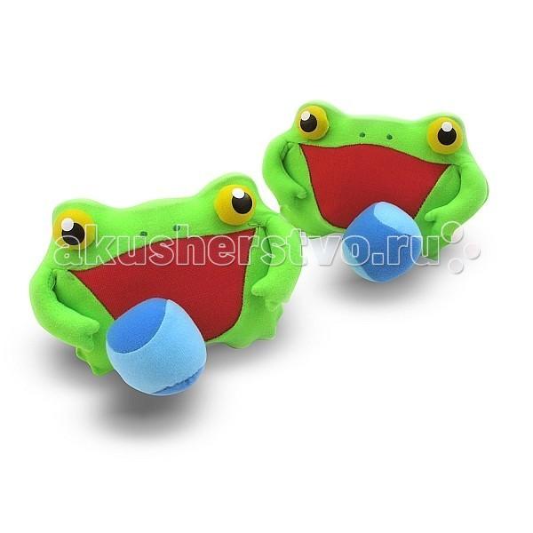 Ролевые игры Melissa & Doug Sunny Patch Игра с мячами Лягушка