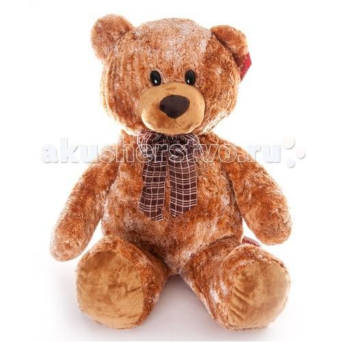 Мягкая игрушка Aurora Медведь коричневый сидячий 53 см 214/2
