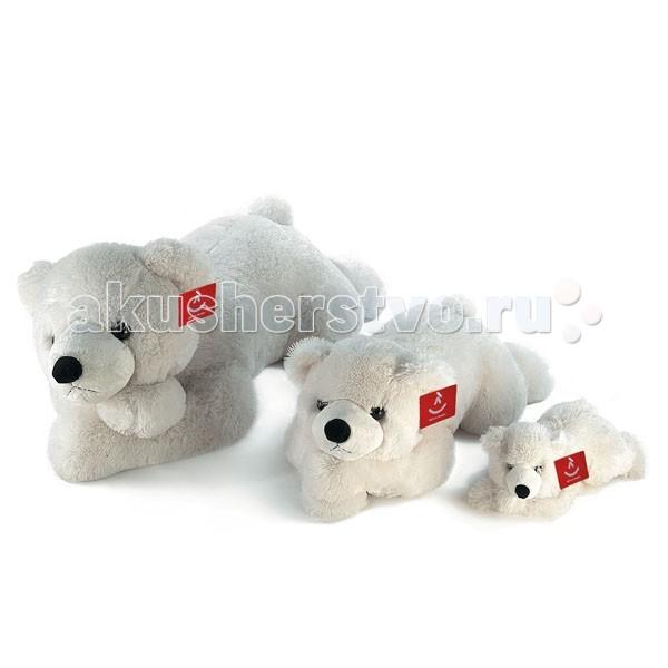 Мягкая игрушка Aurora Медведь лежачий 100 см 301-18
