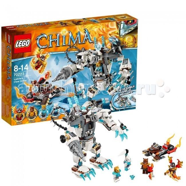 ����������� Lego Legends of Chima 70223 ���� ������� ���� ������� ��� ��������