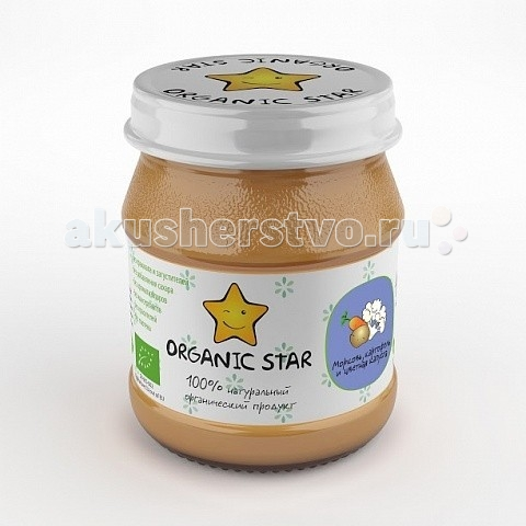 Organic Star ���� ������� � ���������� � ������� �������� � 6 ���. 100 �