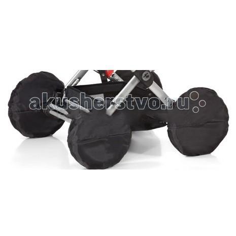 Аксессуары для колясок Hartan Чехлы на колеса (Skater GT, Topline X, Buggy iX1)