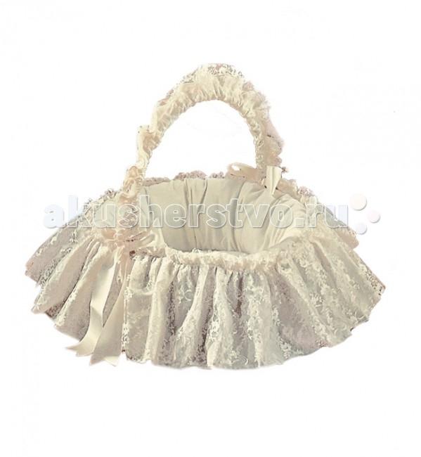 Italbaby Плетеная корзина Angioletti