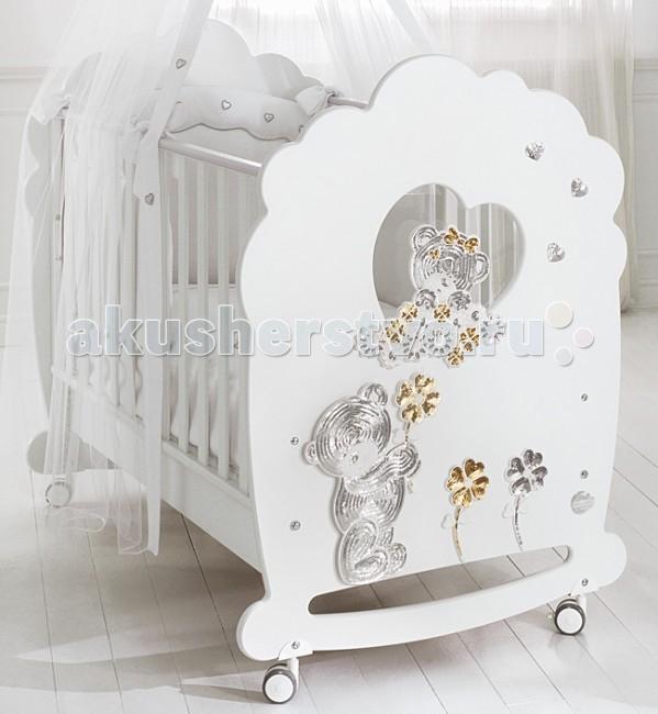Детская кроватка Baby Expert Meraviglia