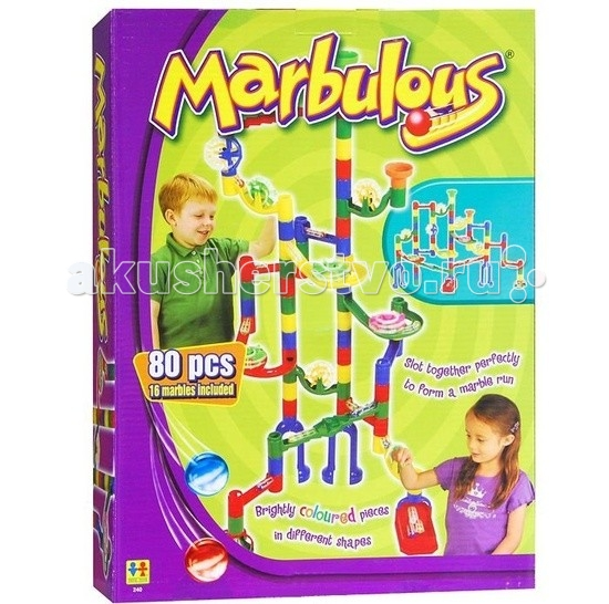 ����������� Tototoys 240 ������ ������ Marbulous (80 �������)