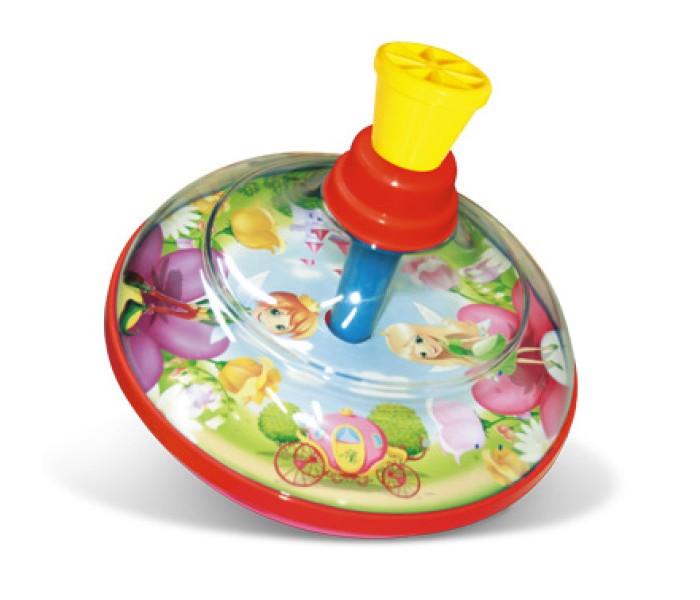 Развивающая игрушка Стеллар Юла СказочнаяЮла СказочнаяРазвивающая игрушка Стеллар Юла Сказочная, несомненно, привлечет внимание малыша и не позволит ему скучать.   Юла выполнена из высококачественного абсолютно безопасного цветного пластика с металлическим рычагом.   Игры с юлой способствуют развитию у малышей мелкой моторики рук, наглядно - образного мышления, познавательной активности, памяти, наглядно - действенного мышления, пространственного ориентирования.<br>