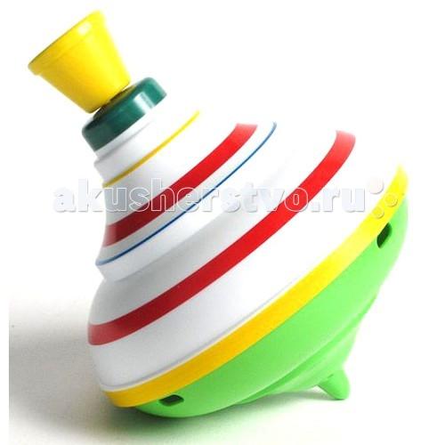 Развивающая игрушка Стеллар Юла МалаяЮла МалаяРазвивающая игрушка Стеллар Юла Малая, несомненно, привлечет внимание малыша и не позволит ему скучать.   Юла выполнена из высококачественного абсолютно безопасного цветного пластика с металлическим рычагом.   Игры с юлой способствуют развитию у малышей мелкой моторики рук, наглядно - образного мышления, познавательной активности, памяти, наглядно - действенного мышления, пространственного ориентирования.<br>