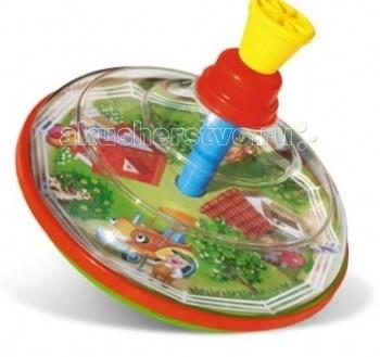 Развивающая игрушка Стеллар Юла Домик в деревне