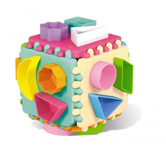 Сортер Стеллар Куб подарочныйКуб подарочныйСортер Стеллар Куб подарочный поможет вашему малышу развить моторику рук и пространственное воображение. Цель игры очень простая - нужно поместить все фигуры по своим местам!   Игрушка сделана из высококачественных материалов, которые совершенно безопасны для здоровья вашего ребенка!<br>