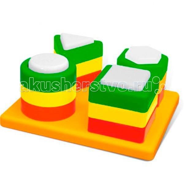 Развивающая игрушка Стеллар Чудо-пирамидка