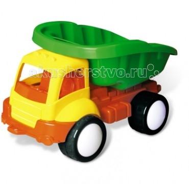 Стеллар Грузовик ЖукГрузовик ЖукМашина Стеллар Грузовик Жук отличная игрушка для маленьких автолюбителей. Машинка имеет компактную форму, привлекательную расцветку и кузов, в котором можно перевозить другие машинки.   Игрушка абсолютно безопасна для здоровья вашего ребенка.<br>
