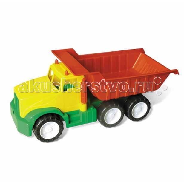 Стеллар Грузовик СамосвалГрузовик СамосвалМашина Стеллар Грузовик Самосвал отличная игрушка для маленьких автолюбителей. Машинка имеет компактную форму, привлекательную расцветку и кузов, в котором можно перевозить другие машинки.   Игрушка абсолютно безопасна для здоровья вашего ребенка.<br>