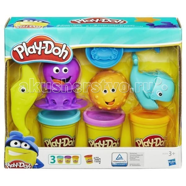 Play-Doh Hasbro ����� ��������� ��� B1378