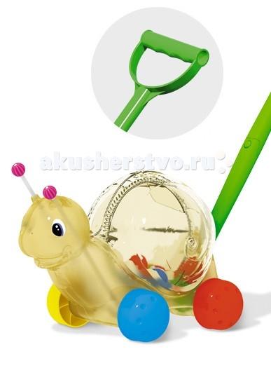 Каталка-игрушка Стеллар Улитка
