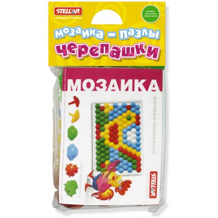 Стеллар Мозаика пазлы Черепашки 01055