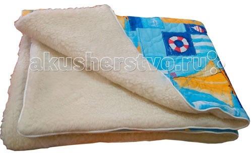 Одеяло Монис Стиль шерсть мериноса 110х140