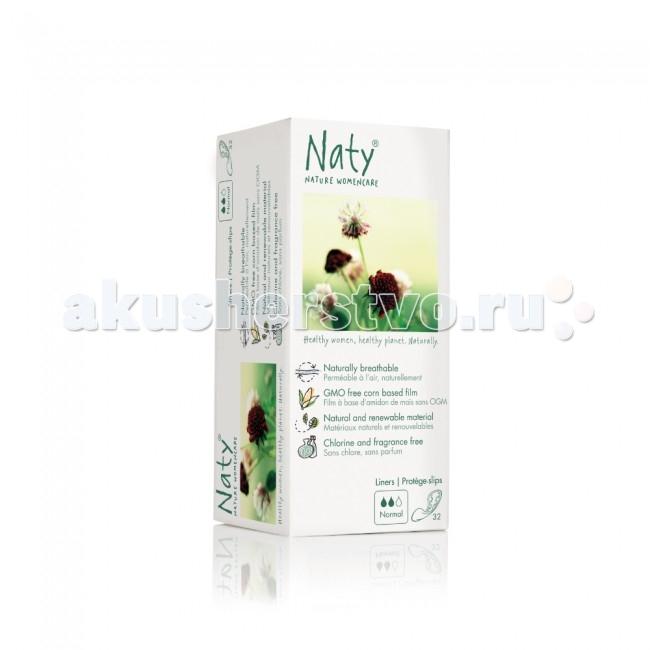 Naty Прокладки ежедневные нормальные 32 шт.