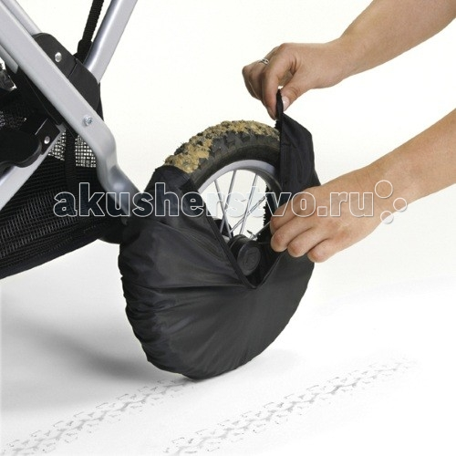 Аксессуары для колясок Bebecar Чехлы для колес 4 шт