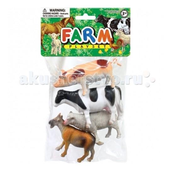 Shing Hing Набор домашних животных 4 предмета PH031104A13