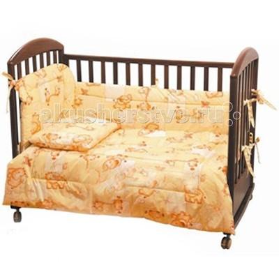 Комплект для кроватки Папитто 7012 (3 предмета)