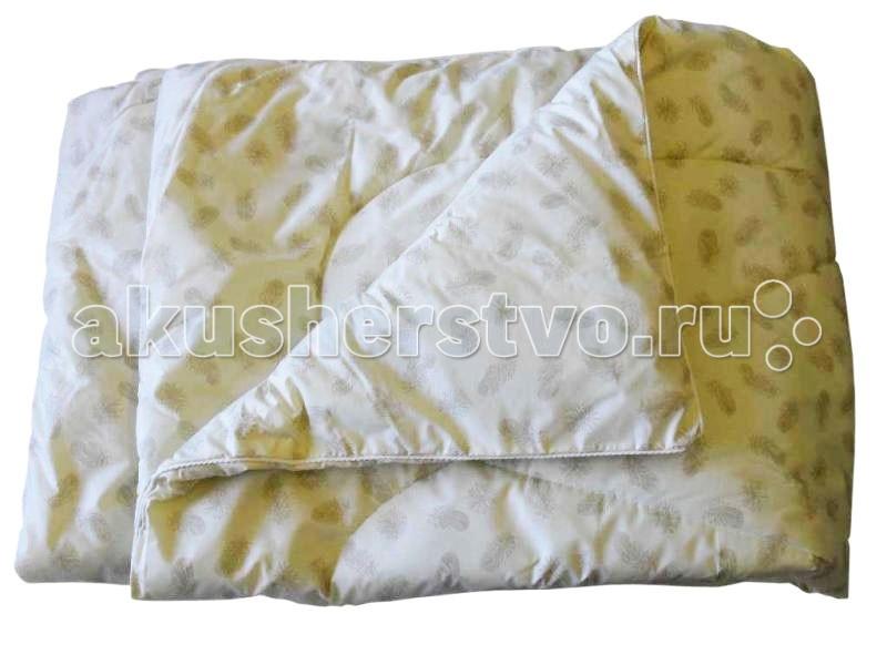 Одеяло Папитто 110х140 (синтетический заменитель лебяжего пуха)