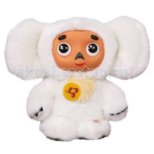 Мягкая игрушка Мульти-пульти Чебурашка белый 21 см