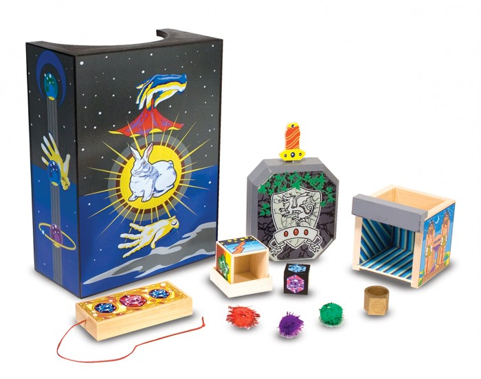 Деревянная игрушка Melissa & Doug Классические игрушки набор Магия 2014