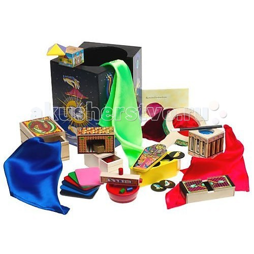 Melissa & Doug Классические игрушки набор Магия Делюкс 2014