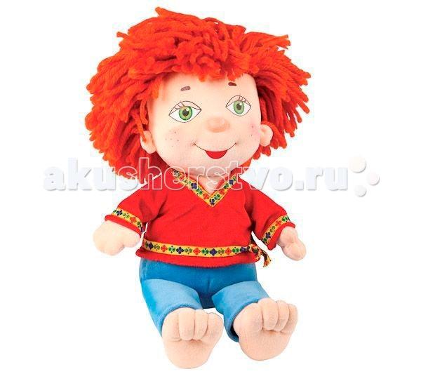 Мягкая игрушка Мульти-пульти Антошка 25 смАнтошка 25 смМягкая игрушка Мульти-пульти Антошка, озвученный споет вашему ребенку песенку, так же у вашего чада появится возможность перевоспитать любимого героя.  Размеры: 25 см<br>