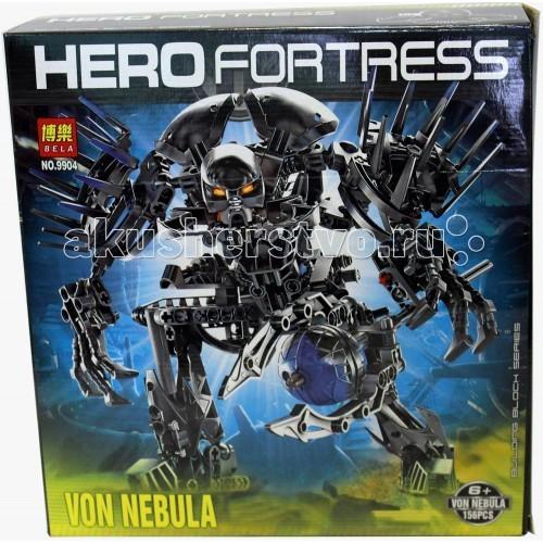 Конструктор Bela Робот-трансформер от Hero Fortress 9904