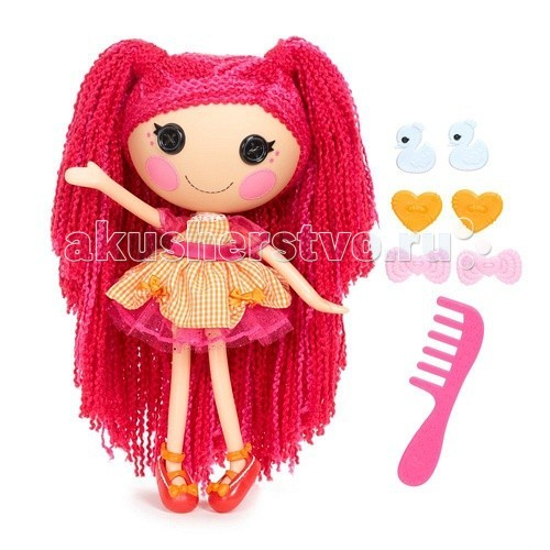 Lalaloopsy Кукла Волосы-нити Дюймовочка