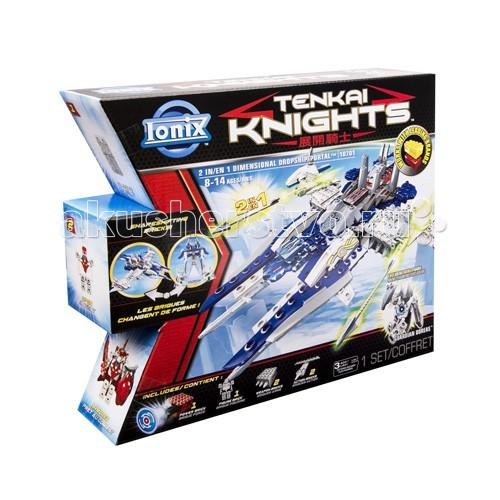 ����������� Ionix Tenkai Knights ����������� ��������� ������� 2 � 1