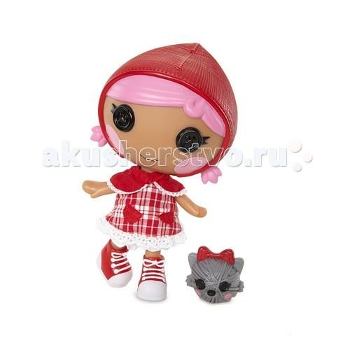 Lalaloopsy Кукла Littles Красная шапочка