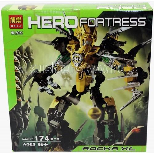 Конструктор Bela Робот-трансформер от Hero Fortress 9932