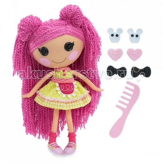 Lalaloopsy Кукла Волосы-нити Сладкоежка