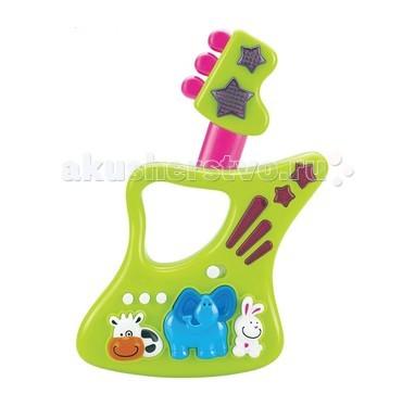 Музыкальная игрушка Zhorya Музыкальная гитара