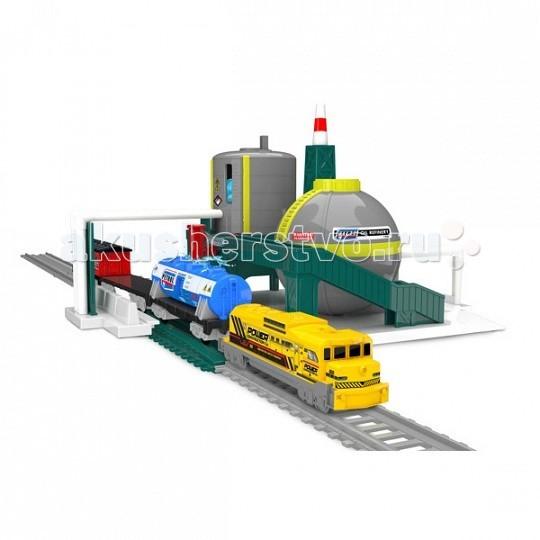 Powertrains & Constructions Нефтеперегонная станция от Акушерство