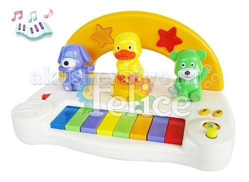 Музыкальные игрушки Felice