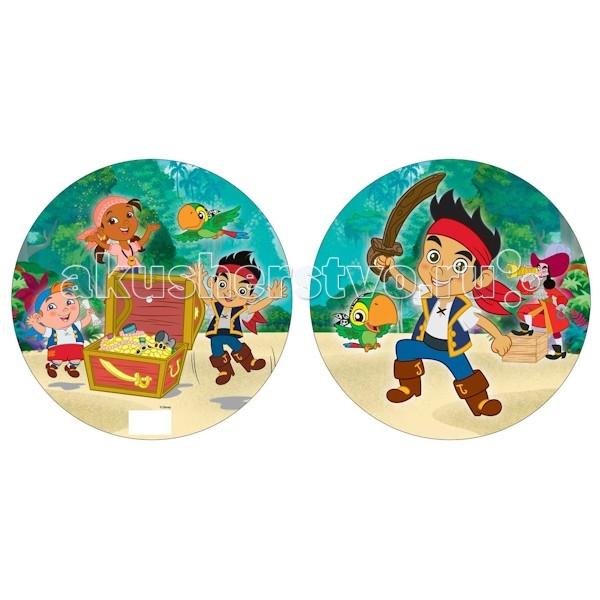Играем вместе Мяч Джейк и пираты 23 смМяч Джейк и пираты 23 смИграем вместе Мяч Джейк и пираты - это мяч, который станет прекрасным подарком для любого ребенка. Игры с ним развивают мышечную силу, усиливают работу легких и сердца и улучшают обмен веществ.   Модель предназначена для игр внутри помещения и на открытом воздухе.<br>