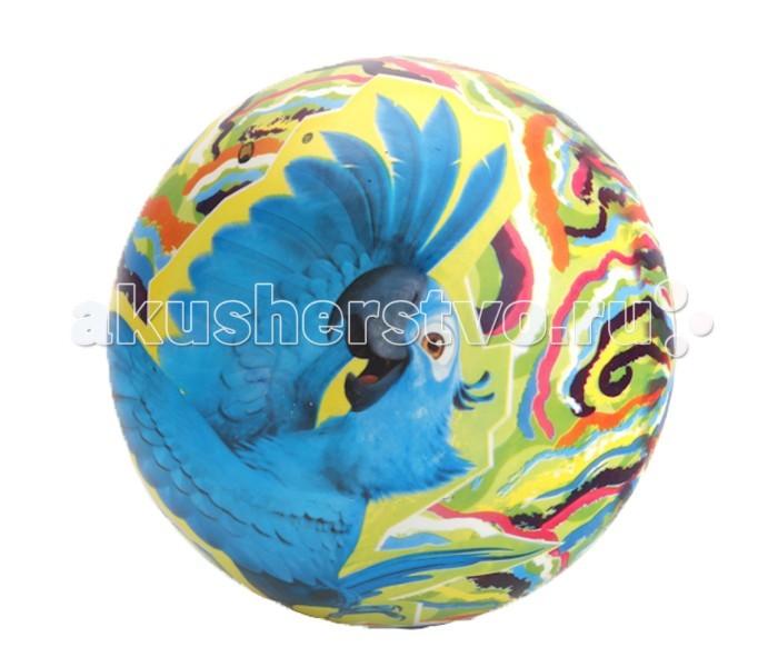 Играем вместе Мяч Рио 23 смМяч Рио 23 смИграем вместе Мяч Рио - это мяч, который станет прекрасным подарком для любого ребенка. Игры с ним развивают мышечную силу, усиливают работу легких и сердца и улучшают обмен веществ.   Модель предназначена для игр внутри помещения и на открытом воздухе.  Поставляется в сдутом виде!<br>