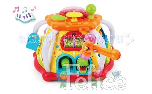 Развивающая игрушка Felice Мультицентр с молоточком