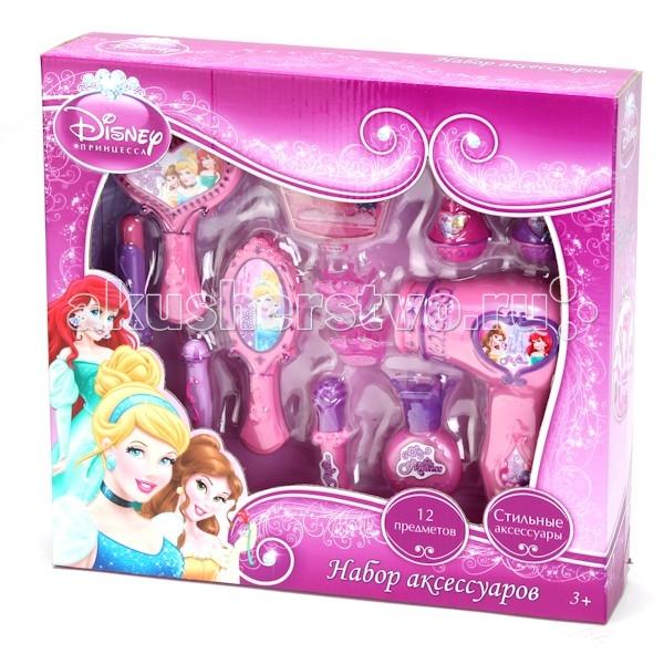 Играем вместе Набор аксессуаров Принцессы Дисней (12 предметов)