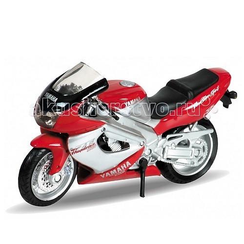 Welly Модель мотоцикла 1:18 Motorcycle Yamaha 2001 YZF1000R Thunderace