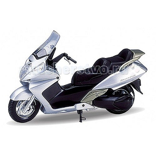 Welly ������ ��������� 1:18 Honda Silver Wing